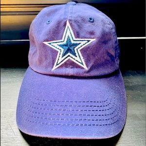 Women's  NFL Dallas Cowboys Hat